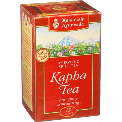 Kapha Tea, stimulating, organic, 15 bags