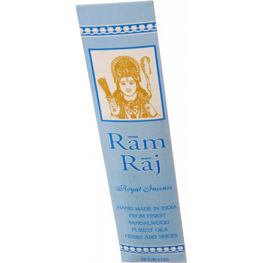 Ram Raj Incense, Sandalwood, 1-pack