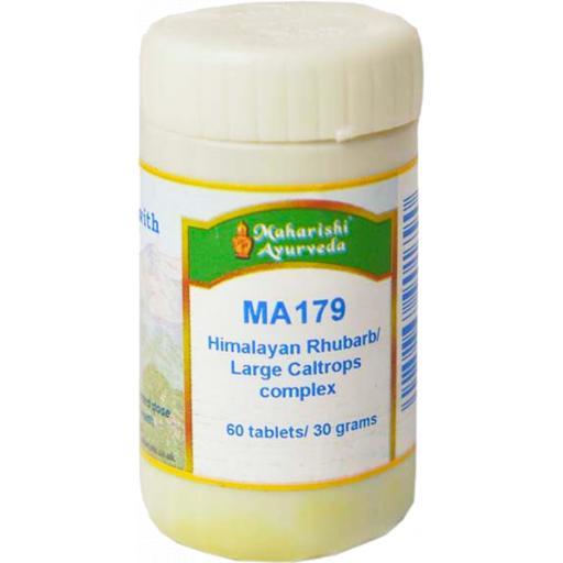 MA179 Himalayan Rhubarb/Large Caltrops formula