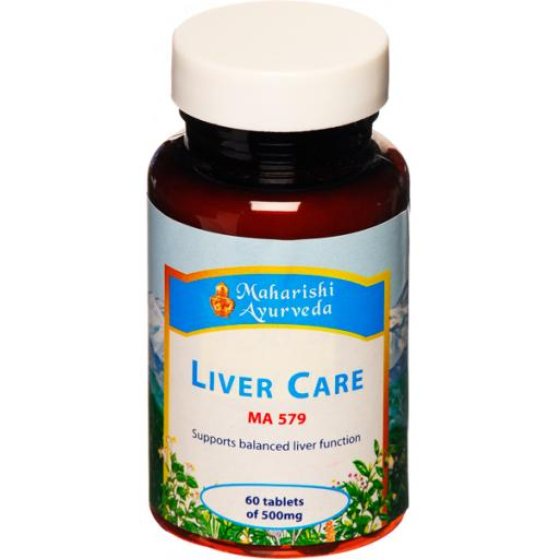 Liver Care tablets (MA579) 30g