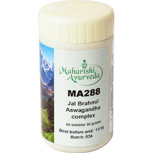 MA288 Jal Brahmi/Ashwagandha complex