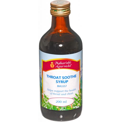 Throat Soothe Syrup (MA3357)