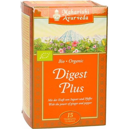 Digest Plus Tea, Organic, 18 bags