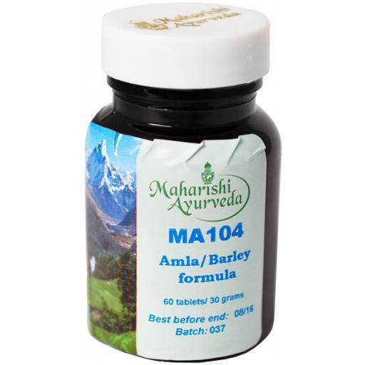 MA104 Amla/Barley formula