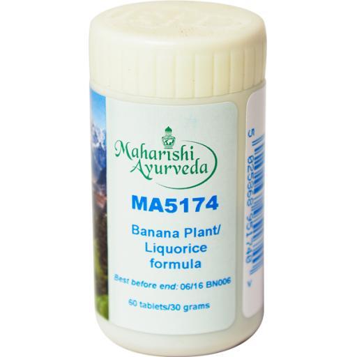 MA5174 Banana Plant/Liquorice formula