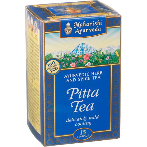 Pitta Tea, cooling, organic, 15 bags