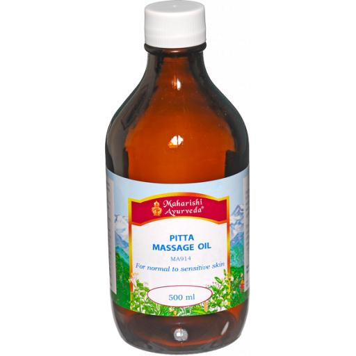 Pitta Massage Oil, 500ml