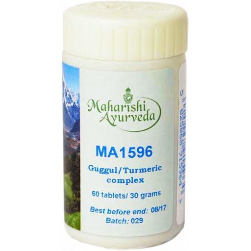 MA1596 Guggul/Turmeric complex (cholesterol balance)