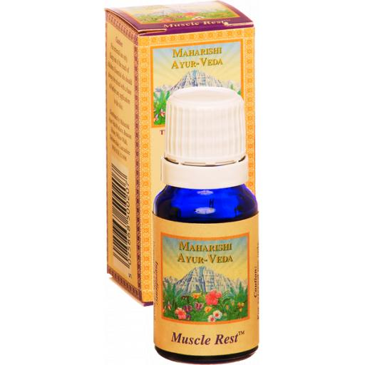 Muscle Rest Aroma Oil, 10ml