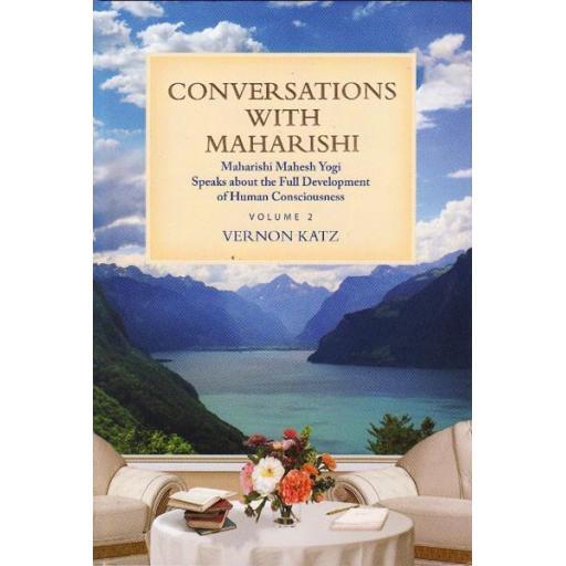 Conversations with Maharishi (Vol. 2) - Vernon Katz