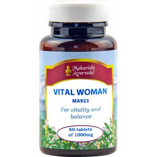 Vital Woman tablets (MA923) 60g