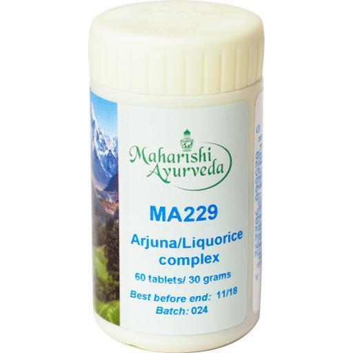 MA229 Arjuna/Liquorice complex