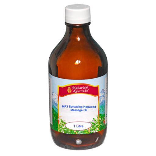 MP3 Spreading Hogweed Massage Oil, 1Lt