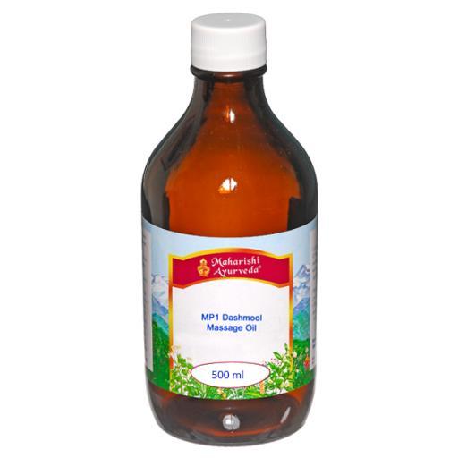 MP1 Dashmool Massage Oil, 500ml