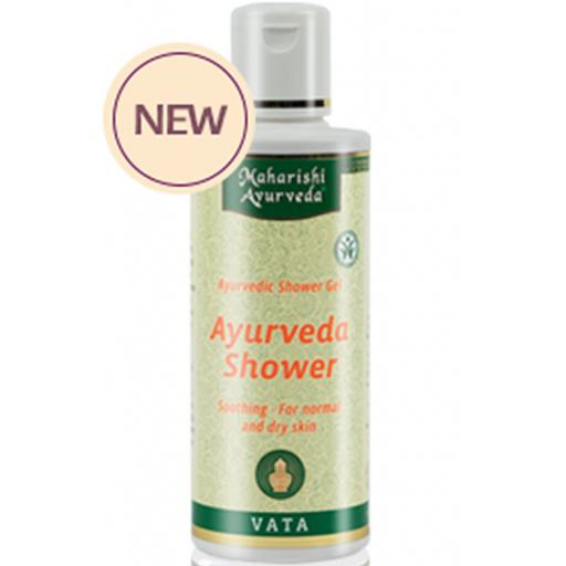 Vata Shower Gel, 200ml