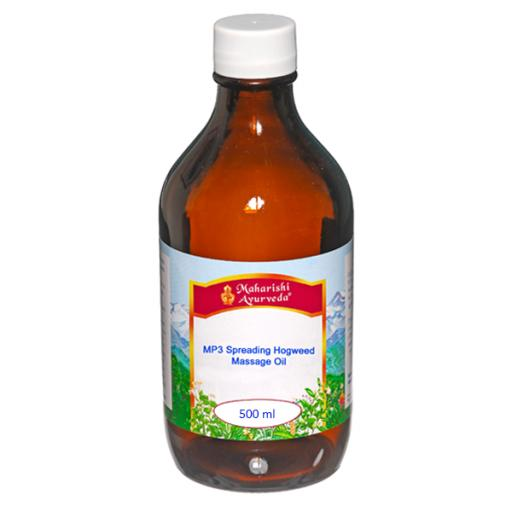 MP3 Spreading Hogweed Massage Oil, 500ml