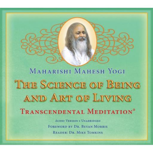 Science of Being and Art of Living, 12 CD Set