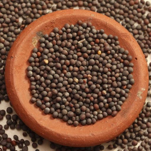 Black Mustard Seeds, 100g