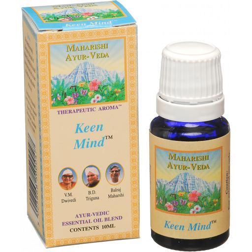 Keen Mind aroma oil, 10ml