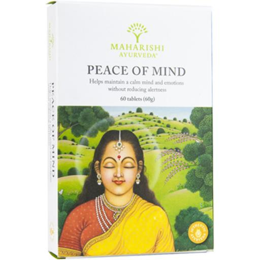 Peace of Mind tablets (MA1401) 60g