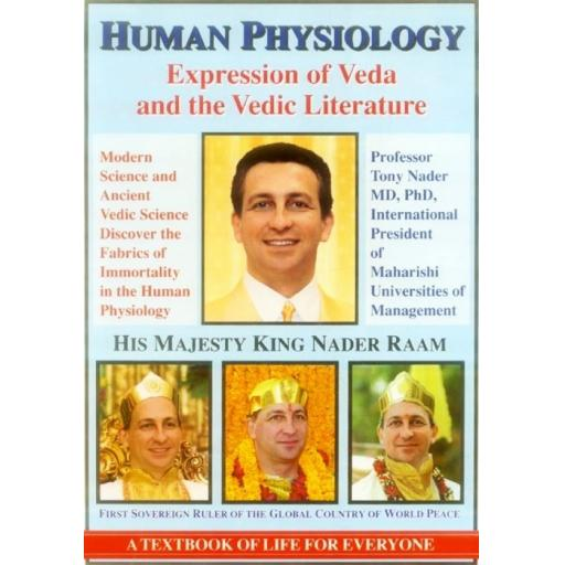 Human Physiology - Expression of Veda & Vedic Literature (Hardback)