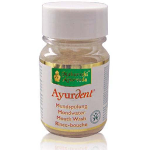 Ayurdent Mouthwash (50g Powder)
