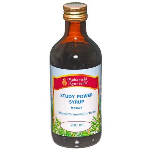 Study Power Syrup (MA3674), 200ml